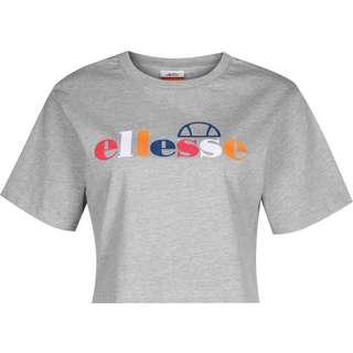 Ellesse Ralia Crop T-Shirt Damen grau/meliert