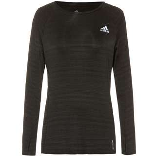 adidas RUNNER SUPERNOVA AEROREADY Funktionsshirt Damen black-reflective silver
