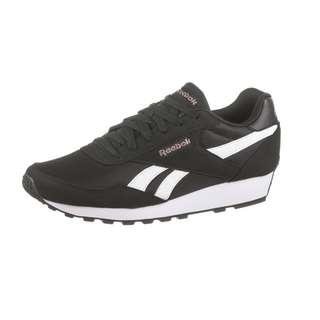 Reebok REWIND RUN Sneaker Damen core black-white-blush metal