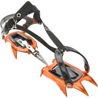 Black Diamond Neve Strap Steigeisen orange