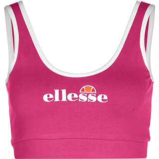 Ellesse Chela Cropped Vest Croptop Damen pink