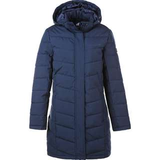 Whistler Melange Long Pro-Lite Steppjacke Damen 2048 Navy Blazer