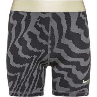 Nike Pro Funktionsshorts Kinder smoke grey-black-coconut milk