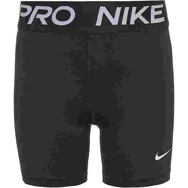Nike Pro Funktionsshorts Kinder black-white