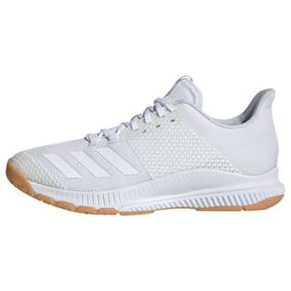 adidas Crazyflight Bounce 3 Schuh Sneaker Damen Cloud White / Cloud White / Gum M1