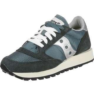Saucony Jazz Original Vintage Sneaker Herren blau/silber