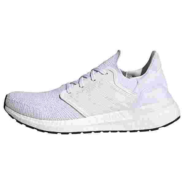 adidas Ultraboost 20 Schuh Laufschuhe Herren Cloud White / Cloud White / Core Black