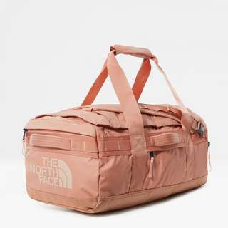 The North Face Base Camp Voyager Duffel 42 L Reiserucksack cafecreme-eveningsandpink
