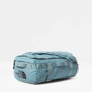 The North Face Base Camp Voyager Duffel 32 L Reiserucksack tourmalineblue-aviatornavy