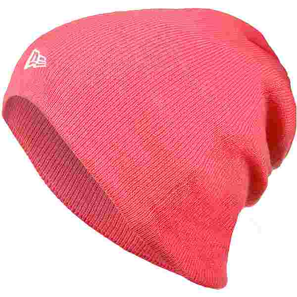 New Era Original Basic Long Knit 2 Beanie pink
