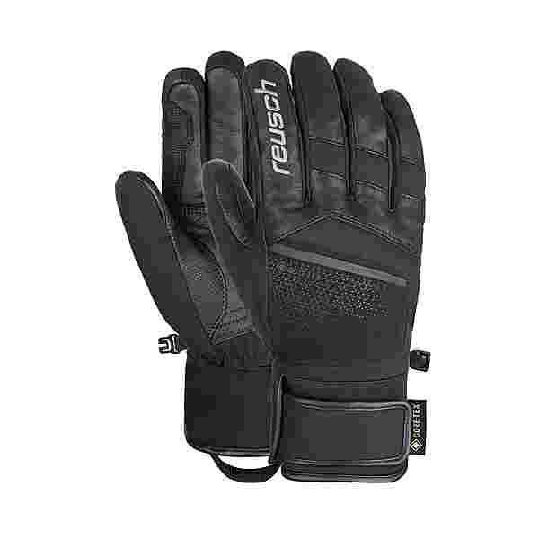 Reusch Beat GORE-TEX® Skihandschuhe black/white