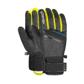 Reusch Beat GORE-TEX® Skihandschuhe blck/blck mel/safety yell