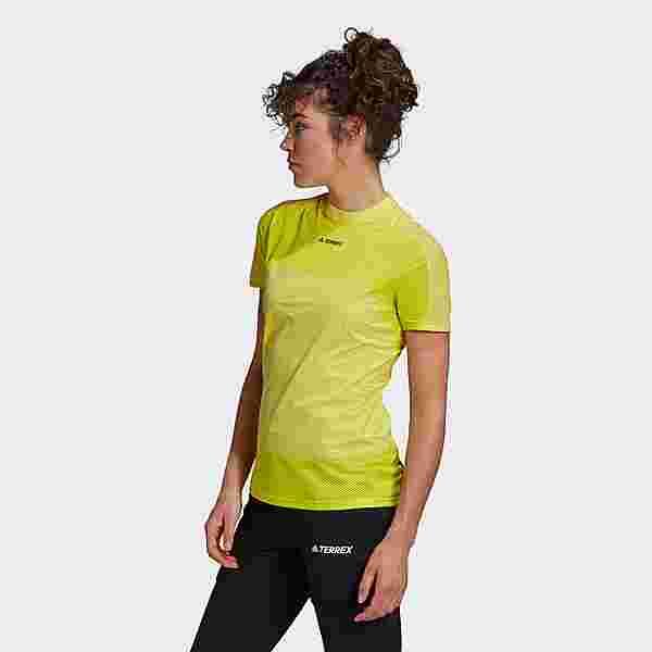 adidas TERREX Zupahike T-Shirt T-Shirt Damen Gelb