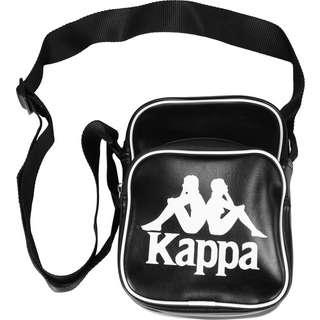KAPPA Tasox Umhängetasche schwarz