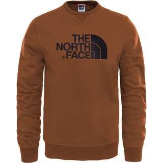 The North Face Drew Peak Crew Sweatshirt Herren braun
