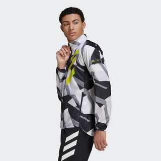 adidas Windbreaker Herren Weiß