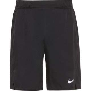 Nike Court Flex Victory Tennisshorts Herren black-white