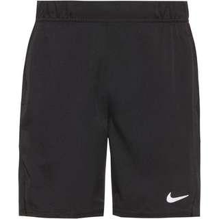Nike Court Flex Victory Tennisshorts Herren black-white
