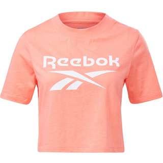 Reebok Identity Classic T-Shirt Damen coral