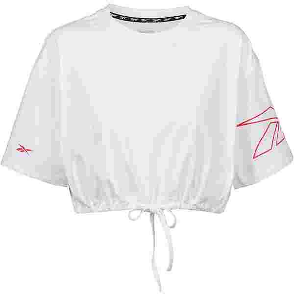 Reebok MEET YOU THERE T-Shirt Damen white