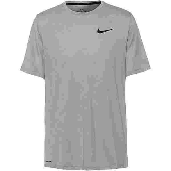 Nike Hyper dry Funktionsshirt Herren particle grey-grey fog-htr-black
