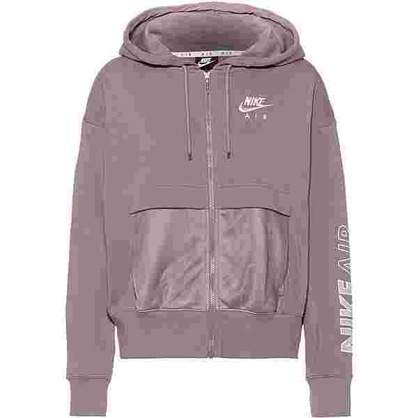 Nike NSW Air Sweatjacke Damen purple smoke/white