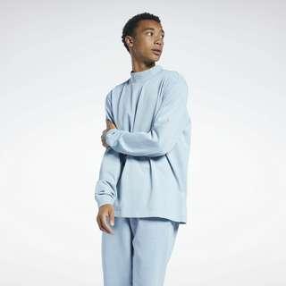 Reebok Classics Natural Dye Long-Sleeve Shirt T-Shirt Herren Grau