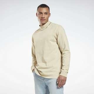 Reebok Classics Natural Dye Long-Sleeve Shirt T-Shirt Herren Beige