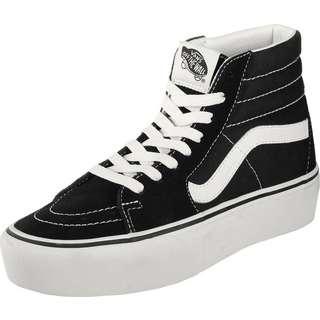 Vans Sk8 Hi Platform Sneaker schwarz