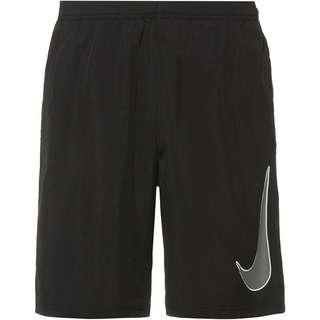 Nike Academy Fußballshorts Herren black-white-iron grey