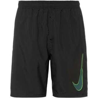 Nike Academy Fußballshorts Kinder black-black-dark teal green