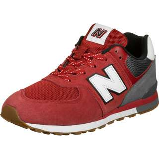 NEW BALANCE GC574 M Sneaker Kinder rot