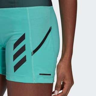 adidas TERREX Agravic Pro Trail Running Shorts Funktionsshorts Damen Grün