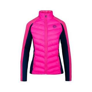 BIDI BADU Kimbery Tech Down Jacket Funktionsjacke Kinder pink/dunkelblau