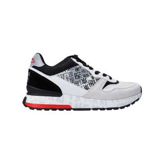 Lotto Tokyo Ginza LTH Sneaker Sneaker Herren weissschwarzrot