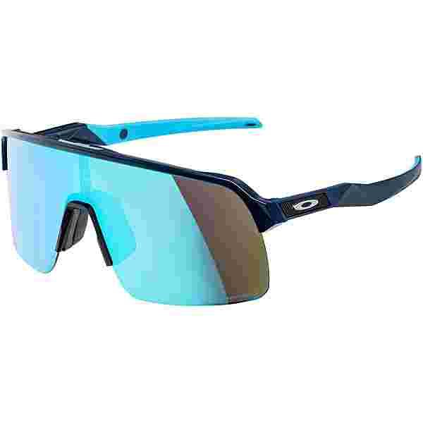 Oakley SUTRO LITE Sportbrille matte navy-prizm sapphire