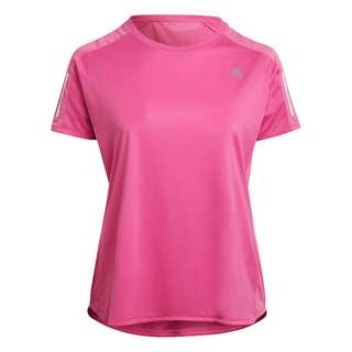 adidas OWN THE RUN Funktionsshirt Damen screaming pink