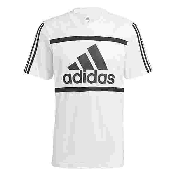 adidas Essentials T-Shirt Herren white