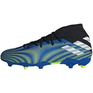 adidas NEMEZIZ .3 FG Fußballschuhe team royal blue-ftwr white-solar yellow