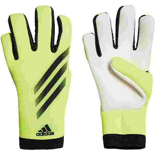 adidas X Training Torwarthandschuhe Kinder solar yellow-black-black