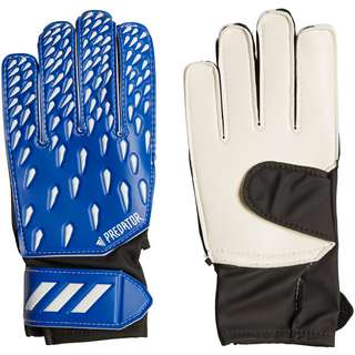 adidas Predator Training Torwarthandschuhe Kinder team royal blue-white-black