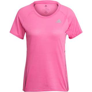 adidas ADI RUNNER SUPERNOVA AEROREADY Funktionsshirt Damen screaming pink
