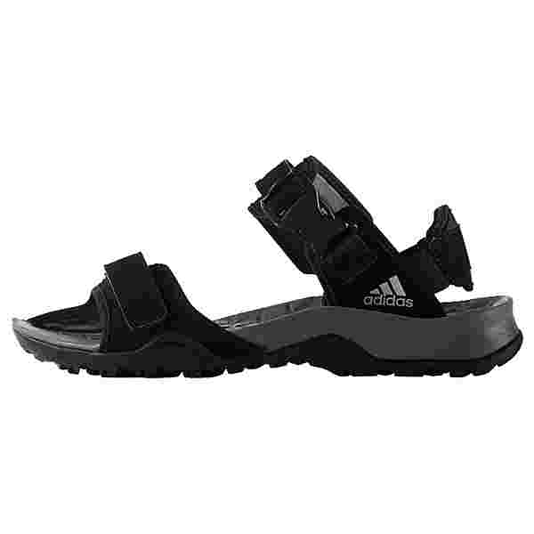 adidas Cyprex Ultra II Sandale Sandalen Herren Core Black / Vista Grey / Cloud White