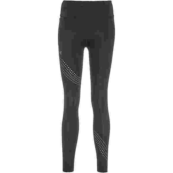 Under Armour Speedpocket Perf 7/8 Lauftights Damen black