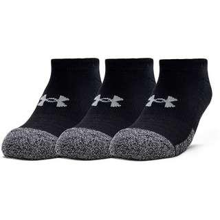 Under Armour Heatgear NS Socken Pack black