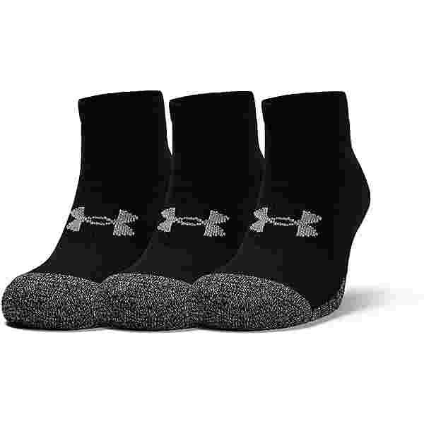 Under Armour Heatgear Locut Socken Pack black
