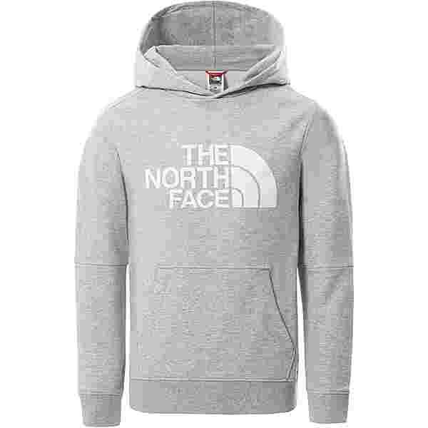 The North Face DREW PEAK LIGHT Hoodie Kinder tnf light grey heather
