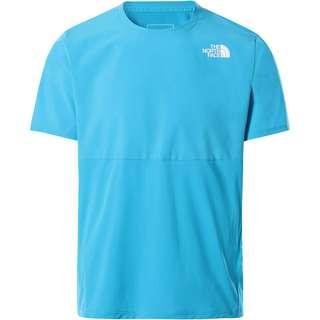 The North Face TRUE RUN Funktionsshirt Herren meridian blue