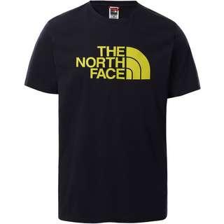 The North Face Easy T-Shirt Herren AVIATORNAVY/CITRONELLEGRN