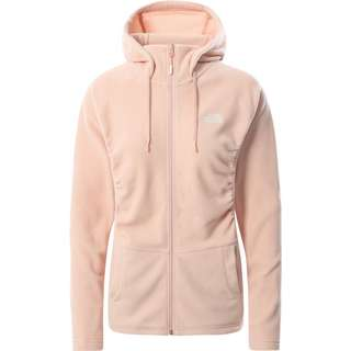 The North Face Mezzaluna Fleecejacke Damen evening sand pink stripe